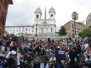 ローマの休日!