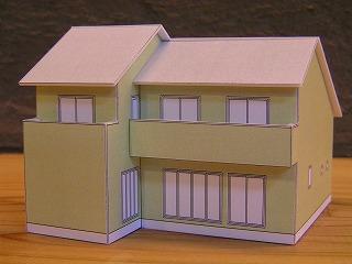 住宅模型での提案