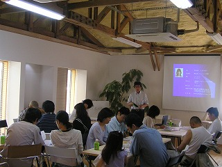 「HK友の会」にたくさん参加