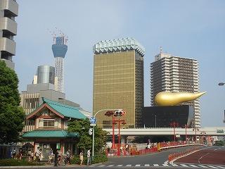 東京の新名所「東京スカイツリー」へ