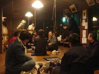 兵庫県下にたくさんの知人!