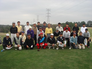 HK協力会親睦ゴルフ