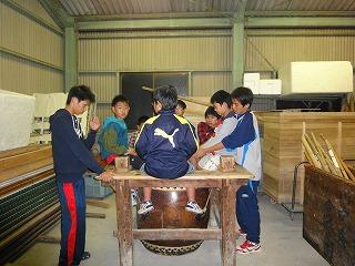 江井ヶ島秋祭り、太鼓の練習