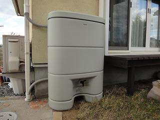 雨水貯水タンク利用のメリット