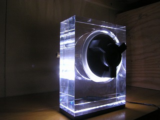 上質な光と音のスピーカー