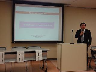 京阪神木造住宅協議会の総会