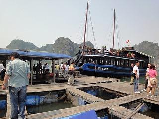 ベトナムの世界遺産ハロン湾