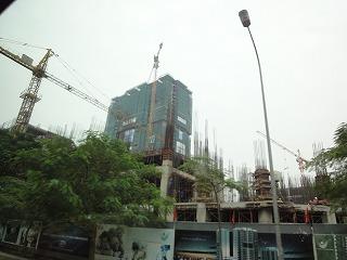 発展しつつある国ベトナム