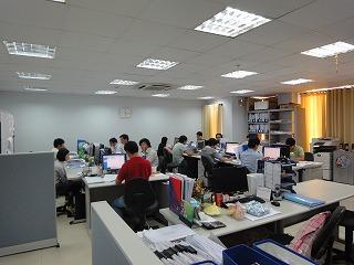 ベトナムで日本企業訪問