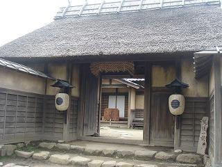香取慎吾の座頭市のロケ地へ