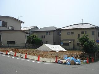 太寺でデザイン住宅、地鎮祭