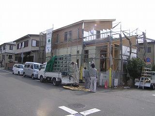長期優良住宅「太寺Ⅱの家」構造見学会