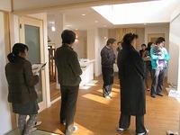 「太寺Ⅱの家」見学会でセミナー開催