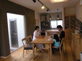 「林崎の家」雑誌の撮影と取材