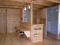 手作り家具がある西脇の家