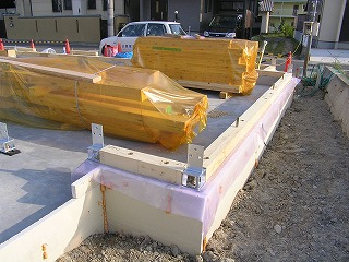 柱と土台の継ぎ手
