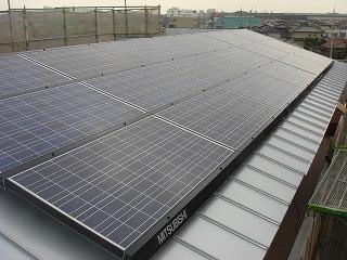 太陽光発電の補助金が未定