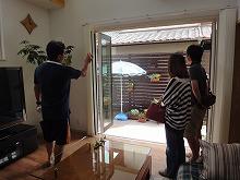自然素材住宅のお宅訪問