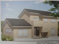 2世帯住宅の「播磨の家」見学会