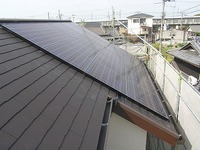 エコ住宅「播磨の家」に太陽光発電!