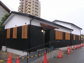 事務所新築工事検査