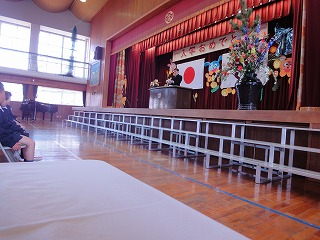 「桜」特集 江井島小学校