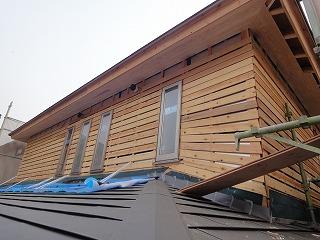 西野添Ⅱの家、構造見学会