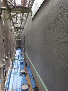 すぐれた外壁塗り材