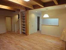西野添Ⅱの家、細部までこだわり