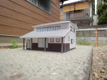 中二階のある家、新在家Ⅱの家