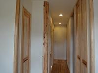 新在家Ⅱの家、ほぼ完成