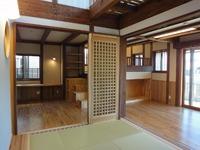 和室を中心とした家のスタイル