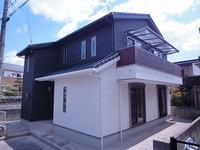 北野の家、地域型住宅ブランド化事業完成