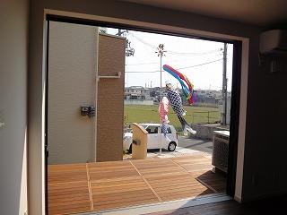 稲美Ⅱの家、家事導線