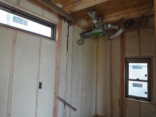 江井島Ⅱの家、暖かい家の条件