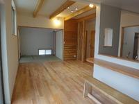 暖かい江井島Ⅱの家、見学会