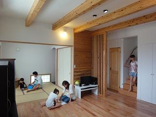 江井島Ⅱの家、リクルート取材