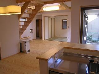 長期優良住宅「稲美の家」完成