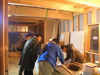 「松江Ⅱの家」構造見学会開催