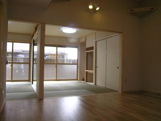 松江Ⅱの家、高齢者配慮住宅