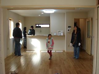 「松江Ⅱの家」見学会で性能体感
