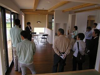 見学会と説明会「小野の家」