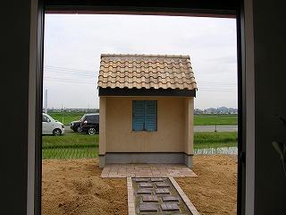 小野の家、完成引き渡し