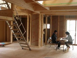 長期優良住宅構造見学会