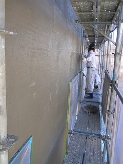 長期優良住宅「清水の家」施工中