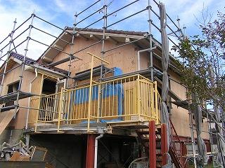 垂水区で全面改修工事