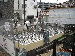 基礎コンクリート強度