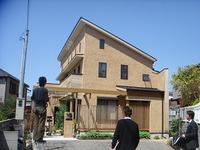 「太寺の家」ではりま住宅本の取材