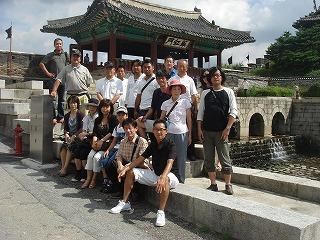 韓国の世界遺産「水原華城」②