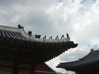 韓国の昔の建物の寒い冬対策とは!
